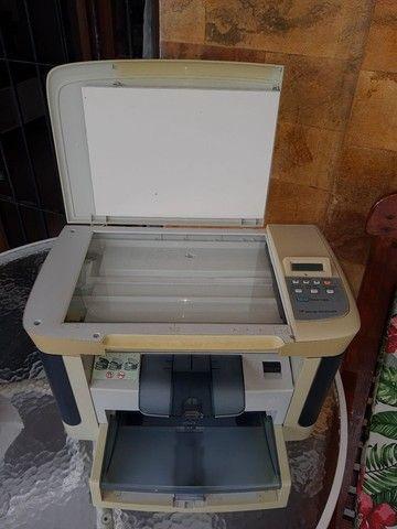Multifuncional a laser Hp 1120 com toner - Foto 2