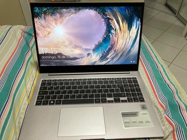 Notebook  Samsung 03 meses de uso
