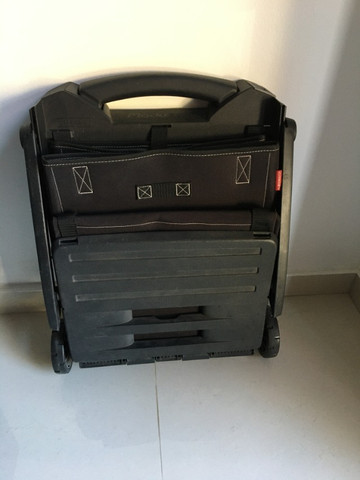 Carrinho dobrável de porta-malas Citroen - Foto 5