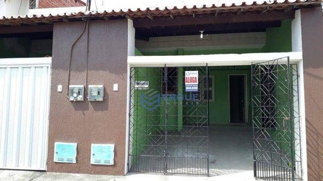 Casa com 1 dormitório para alugar por R$ 600,00/mês - Conjunto Ceará - Fortaleza/CE - Foto 2
