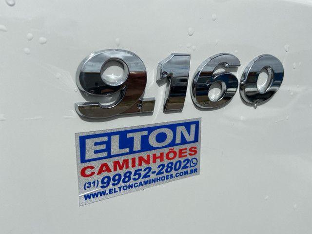 Caminhão baú refrigerado vw 9-160 ano 2012 super novo - Foto 14