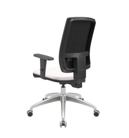 Cadeira Presidente base de alumínio - Foto 3
