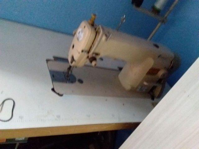 Máquina de costura industrial reta ...1..300