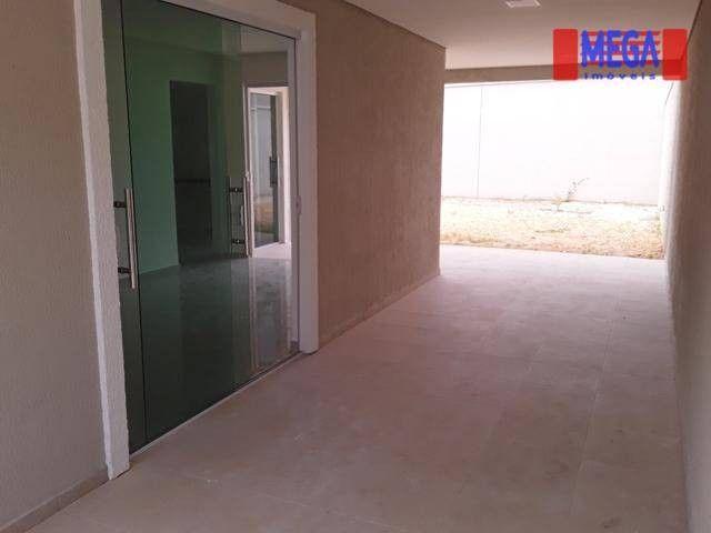 Casa com 3 dormitórios para alugar, 160 m² por R$ 3.200,00/mês - Urucunema - Eusébio/CE - Foto 4
