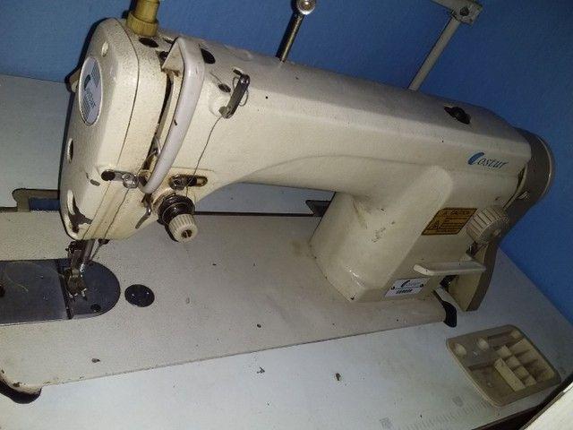 Máquina de costura industrial reta ...1..300 - Foto 3
