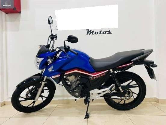 CG 160 Titan 2021 R$ 2.000 de entrada - Foto 8