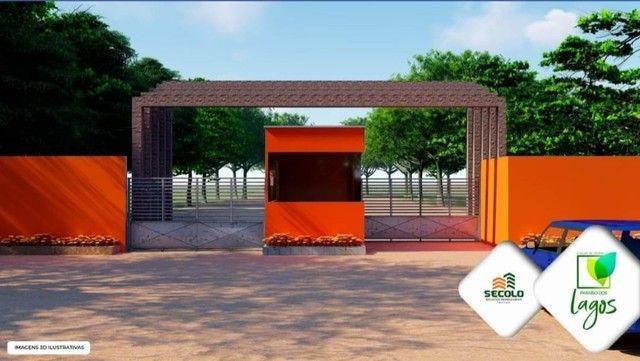 Vendo 2 terrenos com acesso ao Rio, Chácara Recreio Paraíso dos Lagos - Foto 2