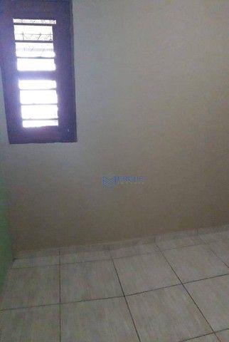 Casa com 1 dormitório para alugar por R$ 600,00/mês - Conjunto Ceará - Fortaleza/CE - Foto 10