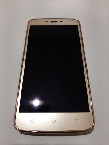 Motorola Moto C Plus 8Gb Dourado (Usado)