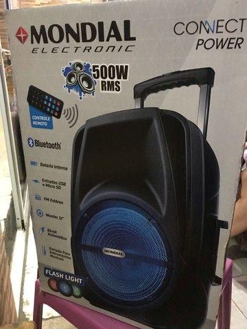 Vendo som 500 wats lacrado