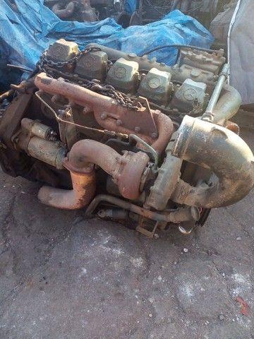 Motor MB 449 5 cilindro  - Foto 2