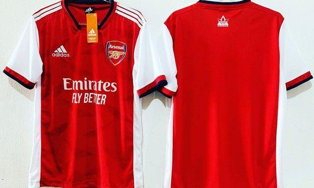 Camisa de time Europeu - Foto 4