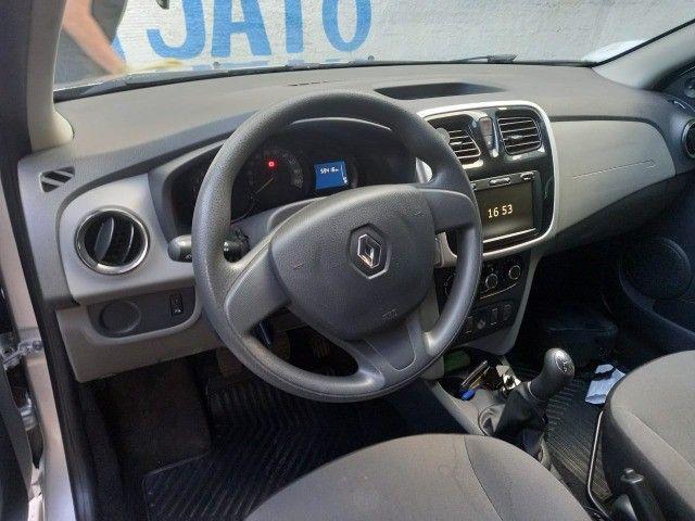 Renault Logan Expression 1.0 Completo - Foto 7
