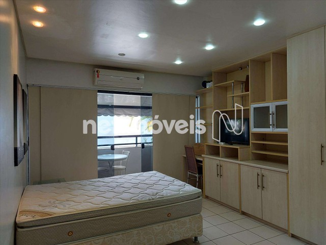 Apartamento para alugar com 1 dormitórios em Barra, Salvador cod:857814