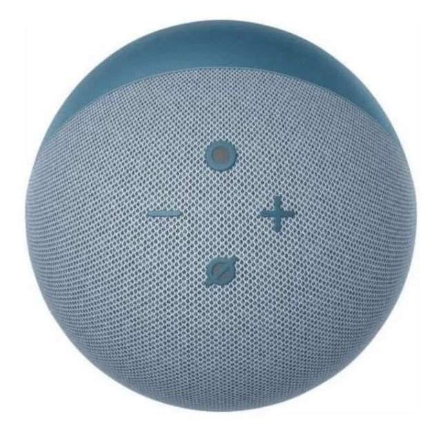 """Alexa Echo Dot 4ª Ger.<br>""""Twilight Azul"""" Produto Original. 3x S/Juros.<br>A Vista 10% - Foto 3"""