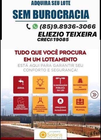Lotes em Itaitinga com infraestrutura pronta !! - Foto 12