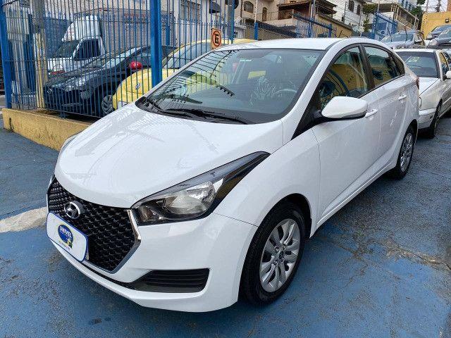 Hyundai Hb20S 1.0 Comfort Plus!!! Completo!!!
