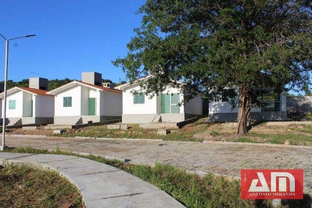 Casa com 2 dormitórios à venda, 56 m² por R$ 170.000,00 - Novo Gravatá - Gravatá/PE - Foto 2