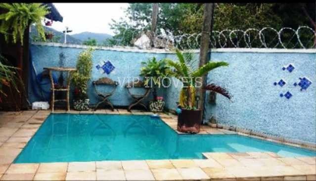 Casa à venda com 3 dormitórios em Recreio dos bandeirantes, Rio de janeiro cod:CGCA30293 - Foto 3
