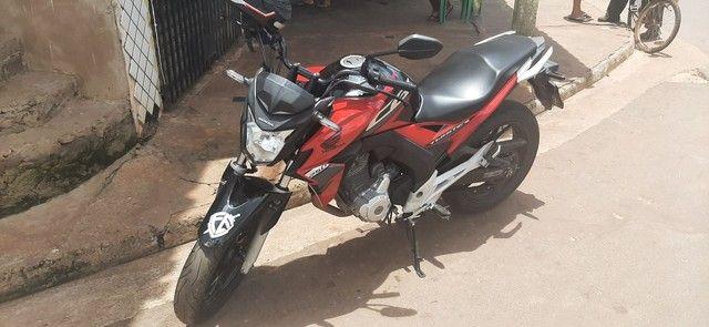 Moto cb 250 twester 2019