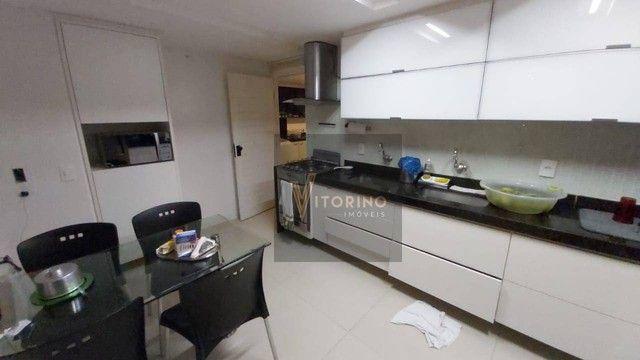 Apartamento com 3 dormitórios para alugar, 290 m² por R$ 7.000,00/mês - Manaíra - João Pes - Foto 14
