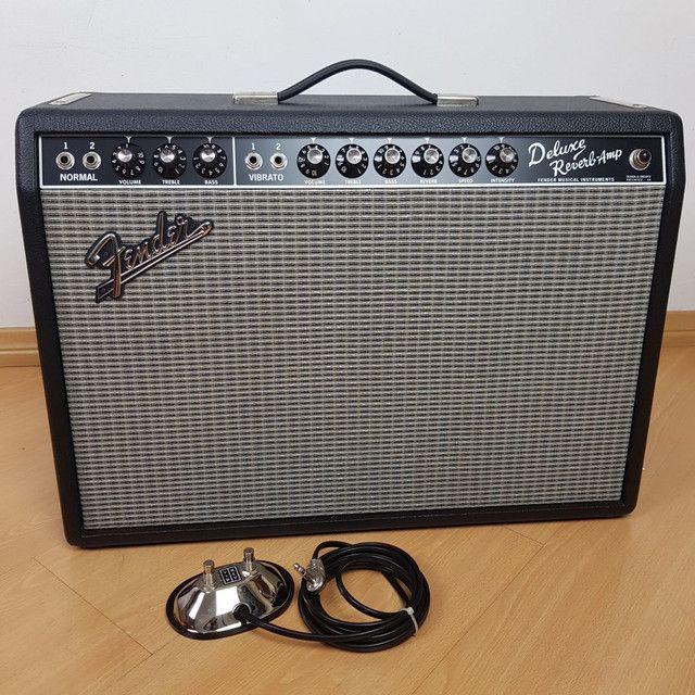Amplificador Fender Deluxe Reverb