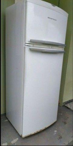 Promoção Geladeira Brastemp duplex Frost Free 800,00 - Foto 5