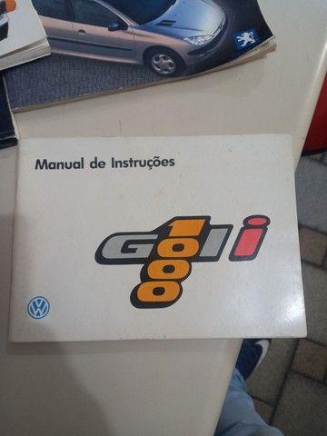 VARIOS MANUAIS DE CARRO MANUAL ORIGINAL - Foto 8