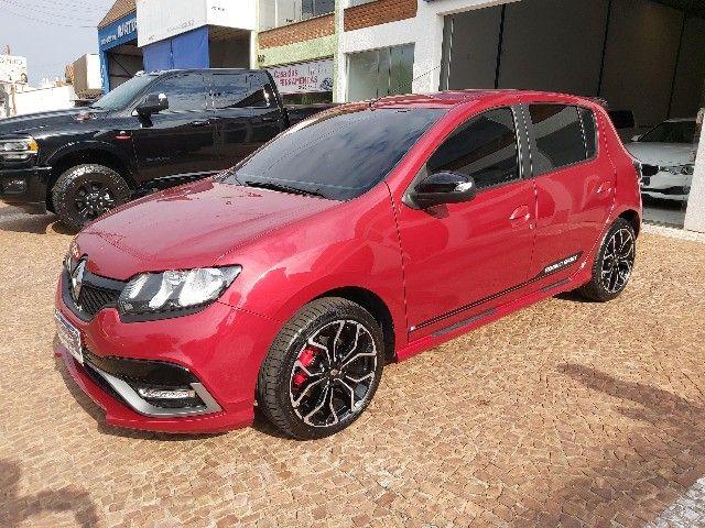Sandero Sport RS 2.0 Flex 16V 5p, Único Dono!!