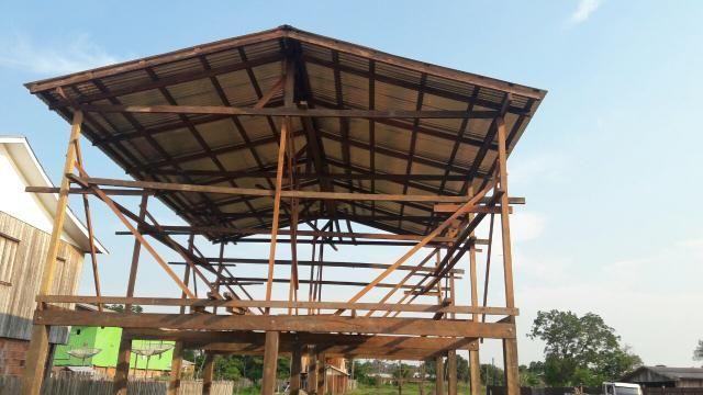 Terreno/Casa 10x25 em Boca do Acre