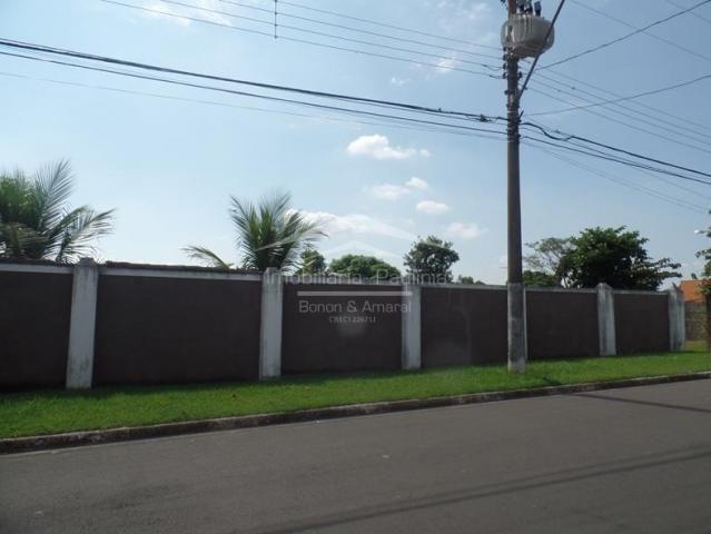 Chácara à venda em Parque da represa, Paulínia cod:CH004655