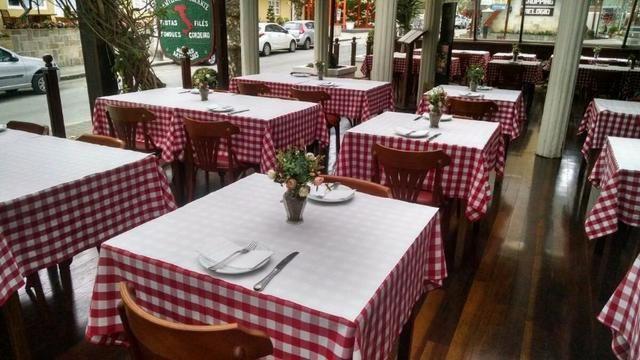 Toalha Papel Aparador Mesas Restaurantes E Lanchonetes