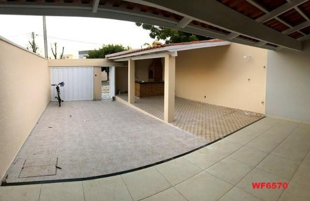 Casa duplex nova com 4 suítes, 3 vagas de garagem, 170m², sala 3 ambientes, Sapiranga - Foto 7