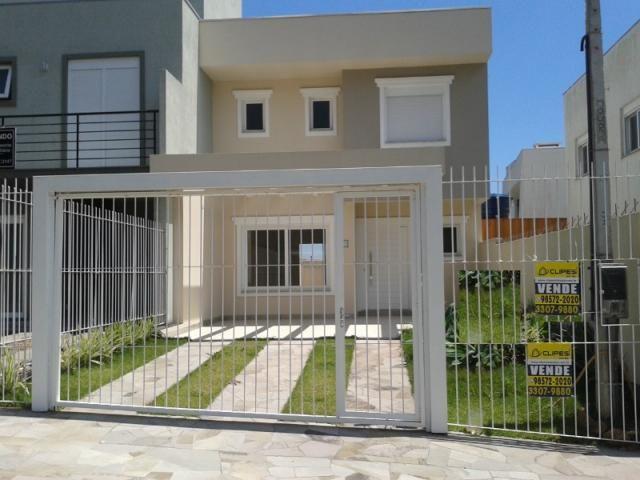 Casa à venda com 3 dormitórios em Espírito santo, Porto alegre cod:CA00250