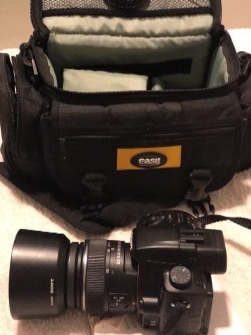Camera digital Sony A37 16,5 megapixels