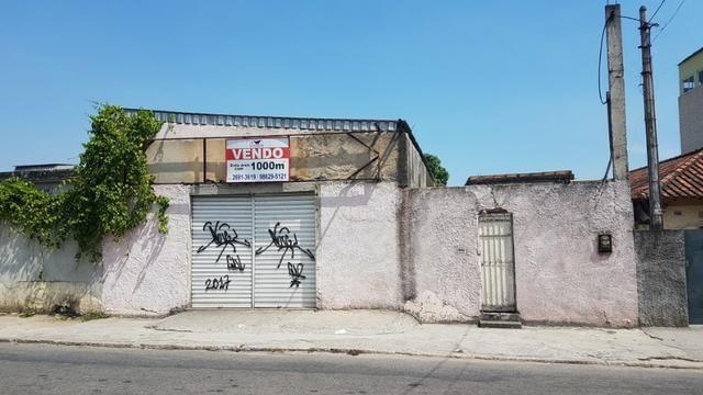 Terreno com alguns imóveis em Nilópolis na rua Senador Salgado Filh - Foto 10