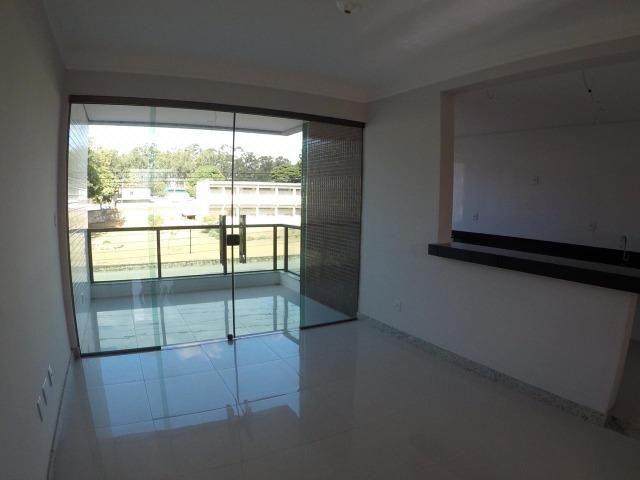 Cobertura em Ipatinga, 4 qts/ste, 240 m², área gourmet, banh. Hidr., elev. Valor 750 mil - Foto 2