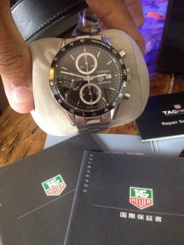 0785193a7ca Relógio tag heuer calibre 16 automático. Original - Bijouterias ...