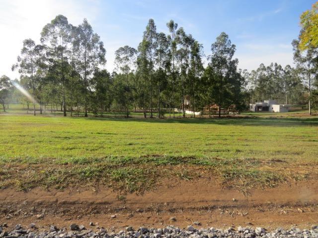 REF 1420 Terreno 450 m², pertinho do asfalto, condomínio fechado, Imobiliária Paletó - Foto 3