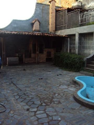 Casa à venda com 4 dormitórios em Caiçaras, Belo horizonte cod:328