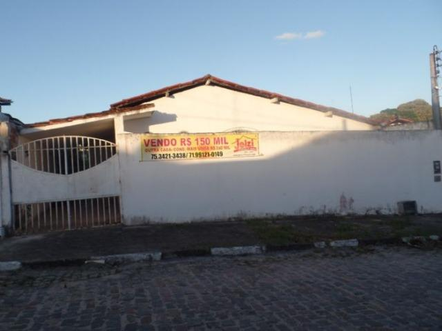 Casa ampla em Alagoinhas/BA