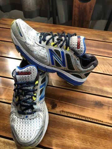 100% quality nice shoes on feet images of Vendo New Balance original, comprado nos EUA. Favor não fazer contato pelo  chat.