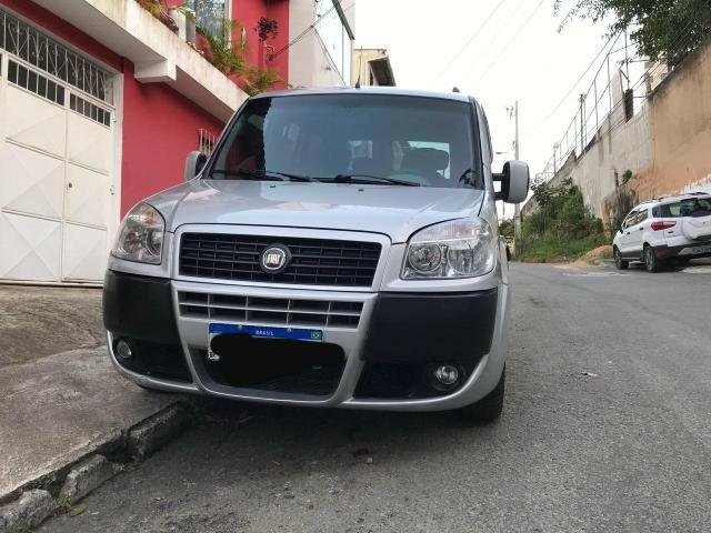 Fiat Dobló 2013, 1.8 essence IPVA 2019 pago