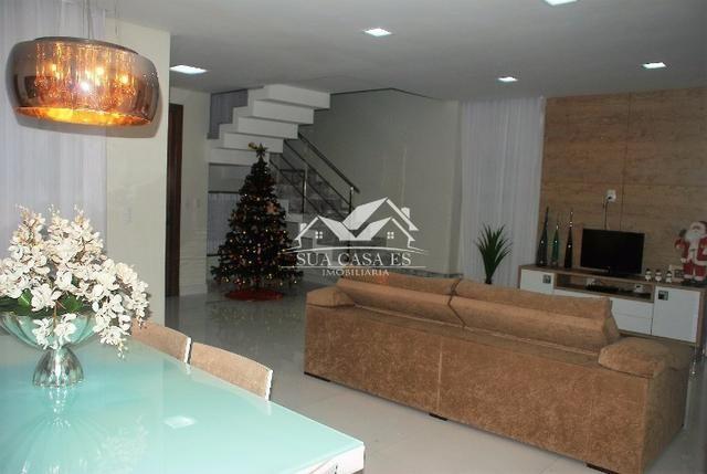 Ótima Mansão Duplex com 4 suítes, possui Hidro e Closet. Cond. Boulevard Lagoa - Foto 4