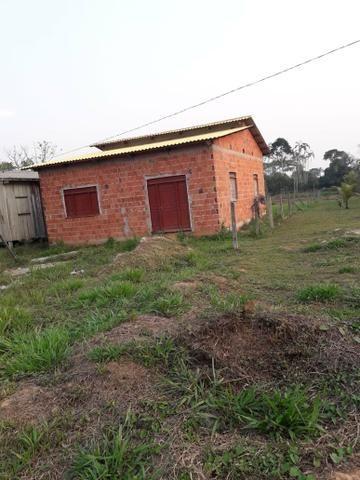 Casa recém construída medindo 8x10 no polo benfica - Foto 4