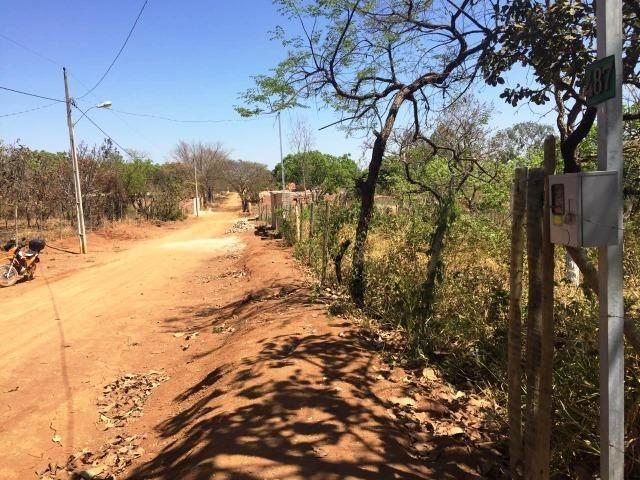 Apenas R$ 500 reais por mês - Lote 360 m² Plano Água e Luz