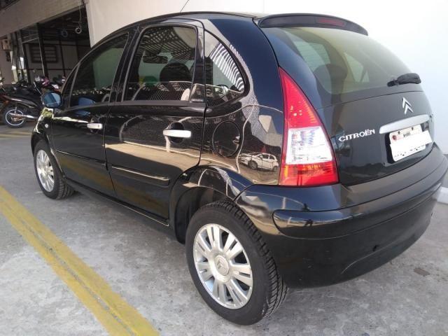 CITROËN C3 2010/2011 1.6 EXCLUSIVE 16V FLEX 4P AUTOMÁTICO - Foto 7