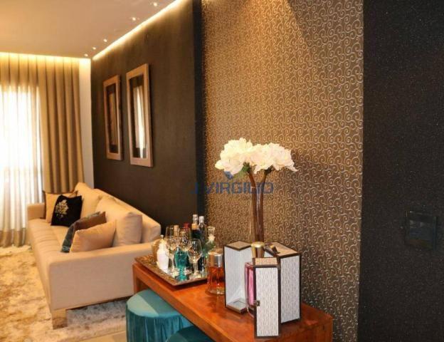 Apartamento com 2 dormitórios à venda, 54 m² por r$ 180.000 - setor dos afonsos - aparecid - Foto 12