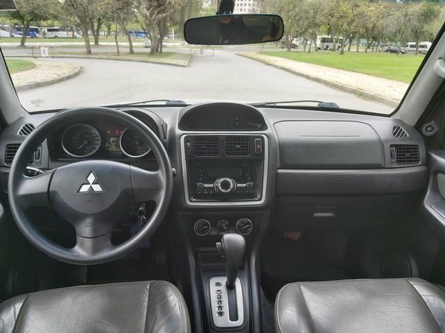 Mitsubishi Pajero TR4 2012 4x4 automatico TOP - Foto 7