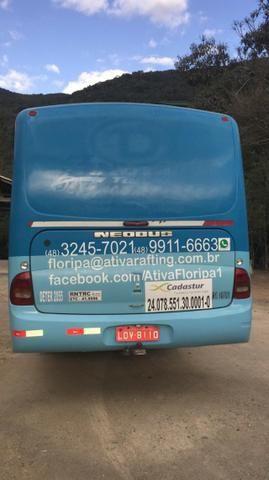 Micro-ônibus Agrale 2003 - Neobus Thunder - Executivo - 28 lugares - Foto 4
